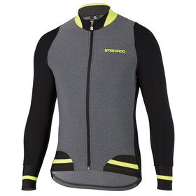 Etxeondo Bomber Bike Jersey Longsleeve Men grey